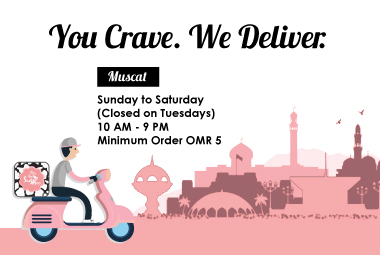 Oman Delivery Time