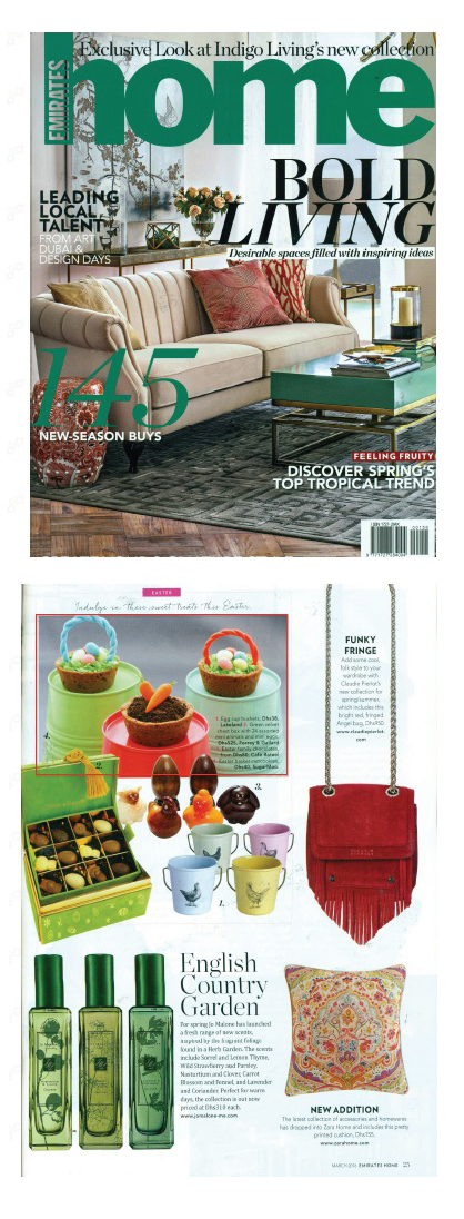Sugarmoo – Emirates Home Publication