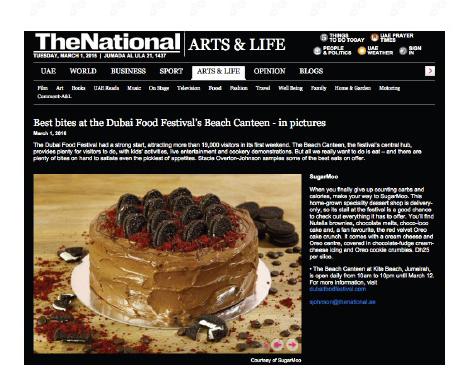 Sugarmoo – The National Publication