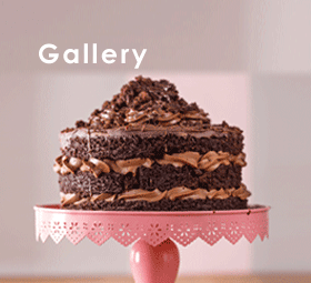 customized cakes gallery